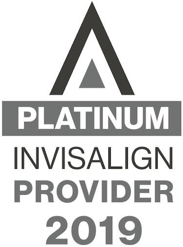 2019 Platinum Invisalign Provider 2019